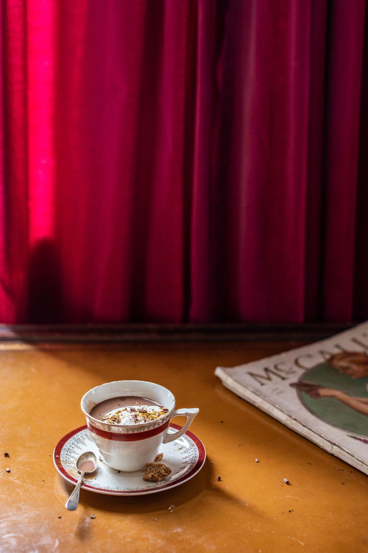 Hot Chocolate W/Ras El Hanout