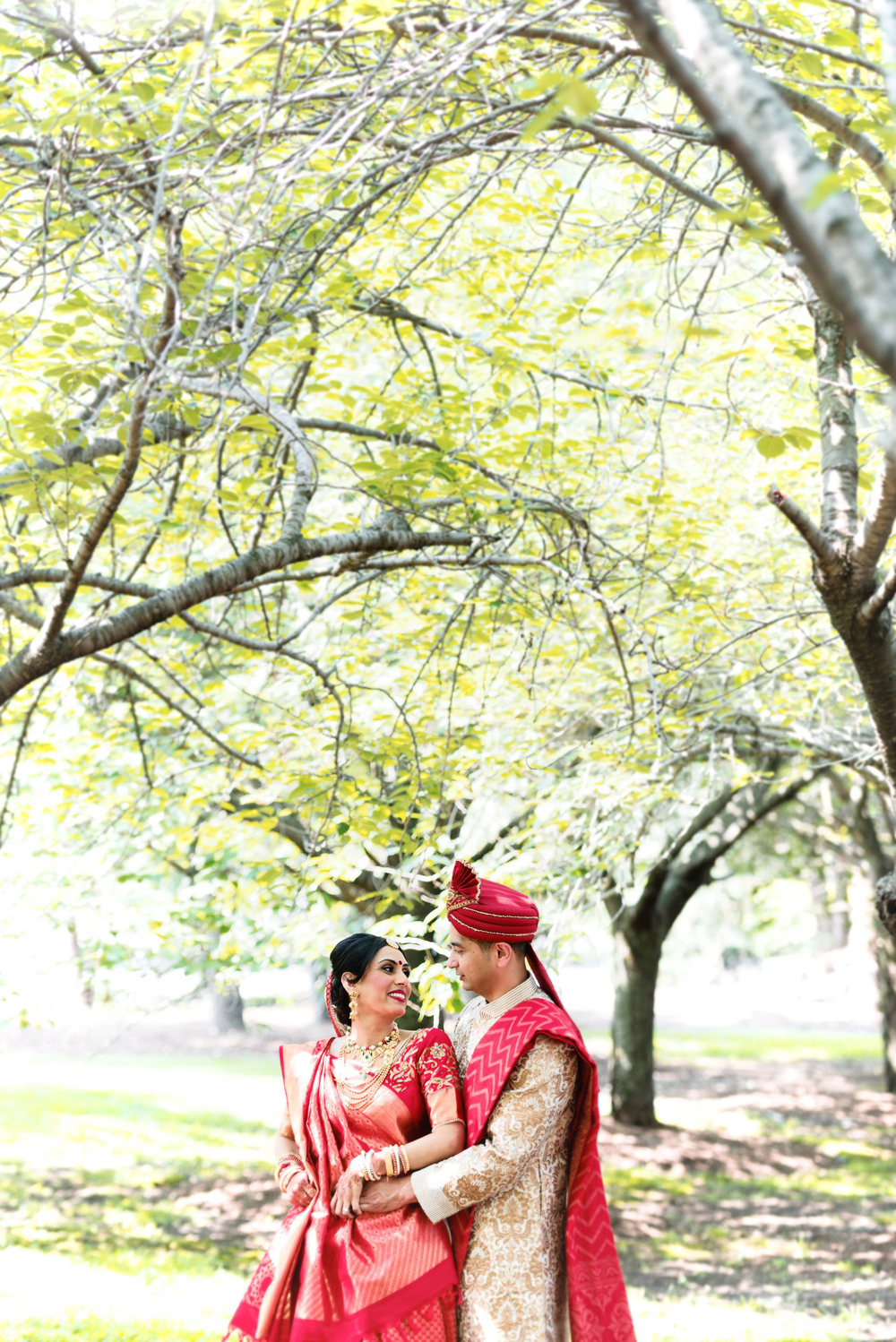 Our wedding portraits always reflect the true personalities of our clients; they are not heavily posed and are very modern and capture the true essence of the moment in a very artistic fashion.