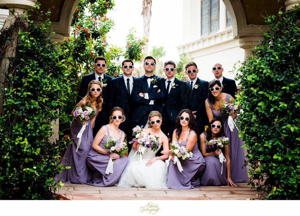 bridal-party-marco-ocean-beach-resort-wedding