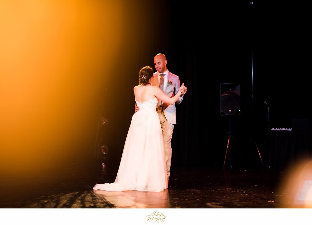 first-dance-wedding-reception-painted-bride-art-center