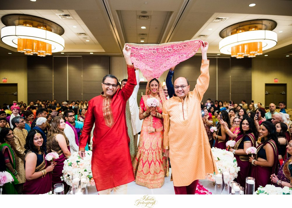 indian-wedding-ceremony-doubletree-reading-pa