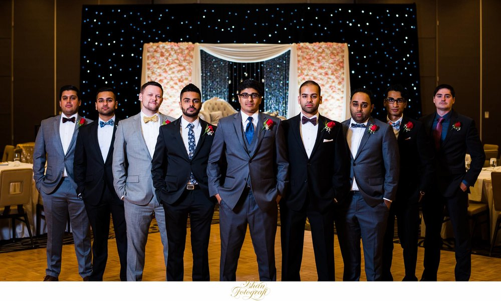 groomsmen-wedding-at-doubletree-reading-pa