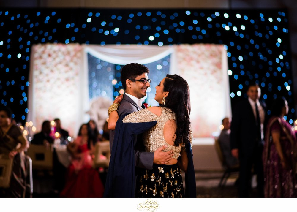 first-dance-wedding-reception-doubletree-reading-PA