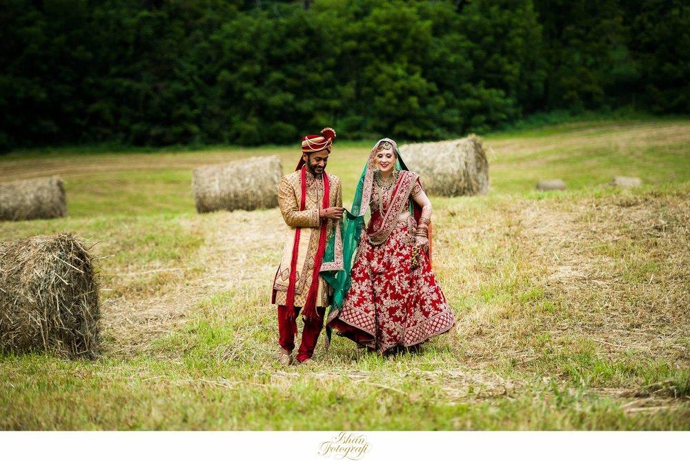indian-wedding-Claxton-farm-NC