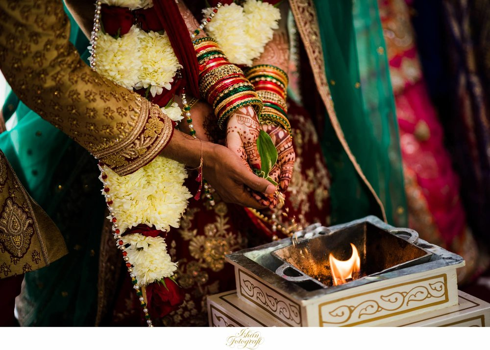 Indian-wedding-ceremony-Claxton-Farm-Weaverville-NC