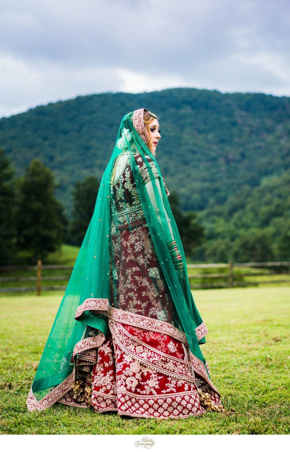 bride-wedding-claxton-farm-nc