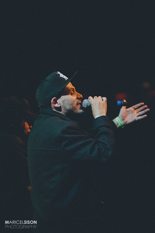 Evidence | Dilated Peoples | San Diego House of Blues June 2013