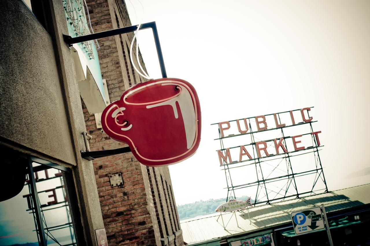 Public Market | Seattle, WA