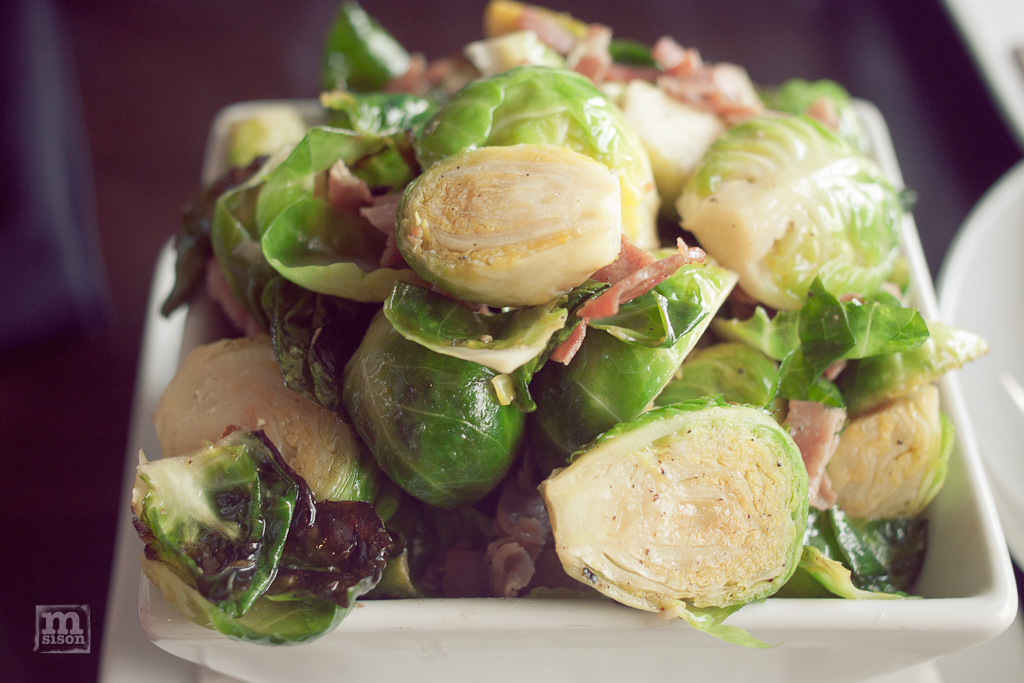 Brussel Sprouts at Haven Gastropub in Orange, CA