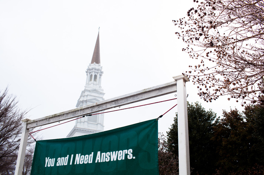 """You and I need answers."" How come this storm was so overblown, for example?"