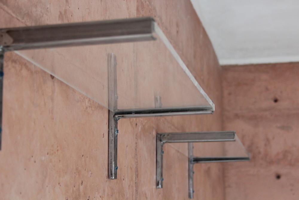 3form Shelf Structure