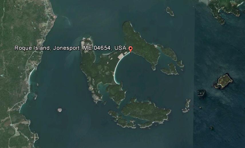 A beach to rival any Caribbean island...