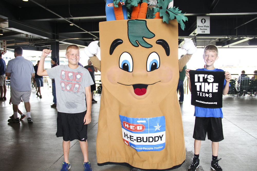 H-E-Buddy at Round Rock Express game.JPG
