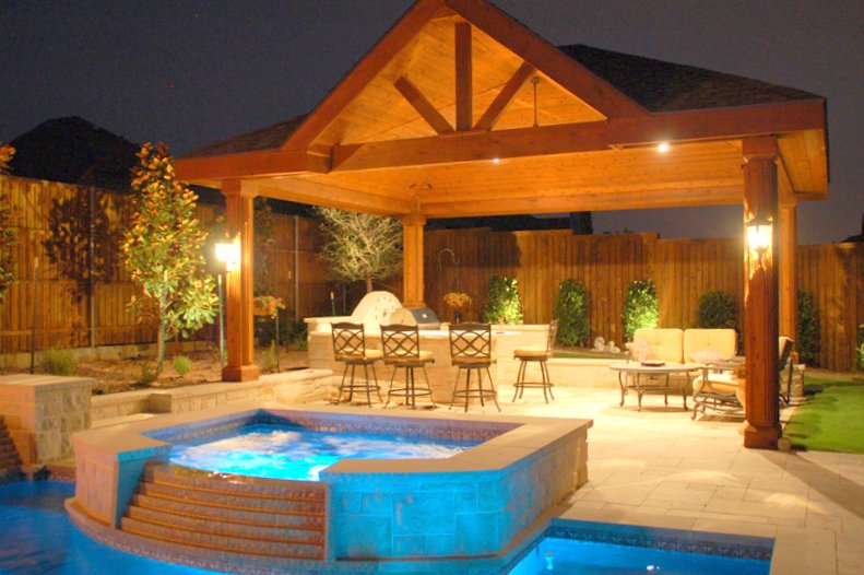 Arbors & Patio Covers High Quality Cedar Materials Sturdy Construction Superb Craftsmanship with an Artistic Element