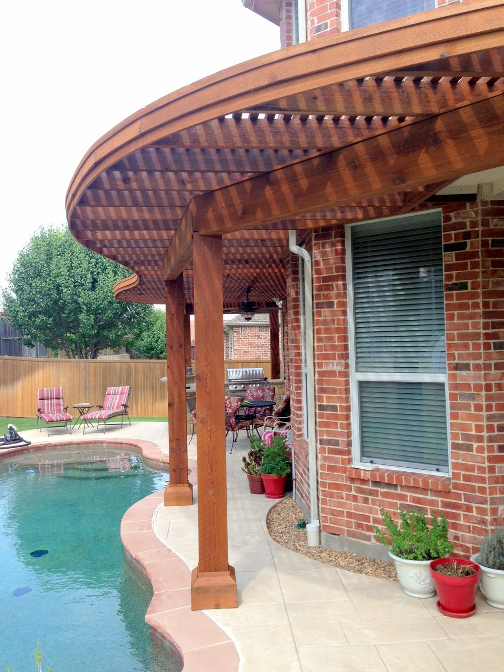 Arbors & Patio Covers