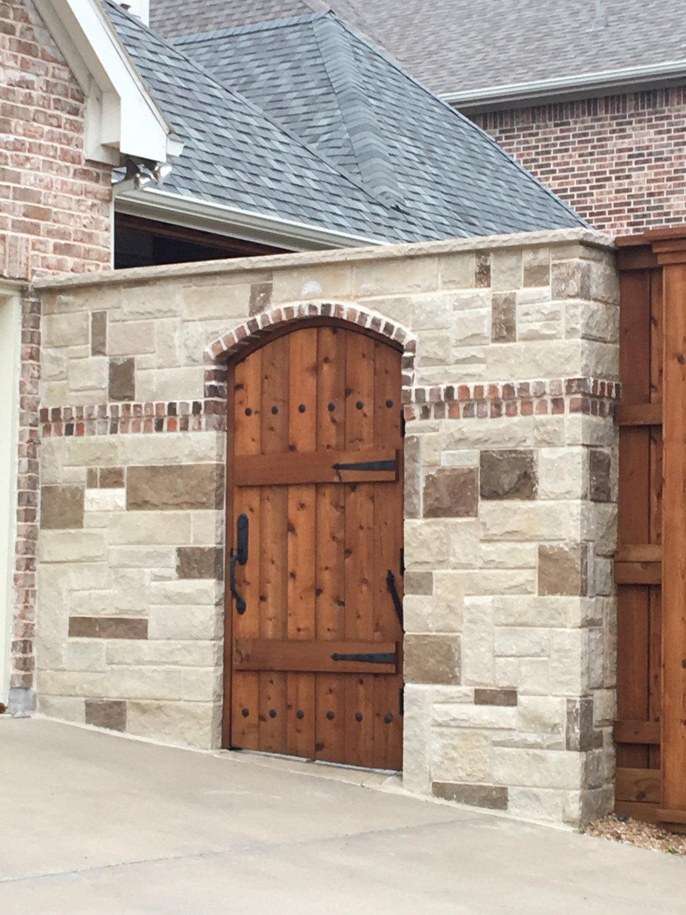 43-Stone and cedar gate 2.JPG