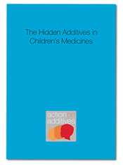 The Hidden Additives in Children's Medicines