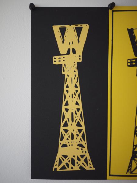 Woodwards 'W' redux
