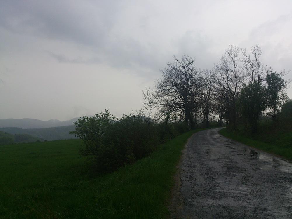 The Senov landscape