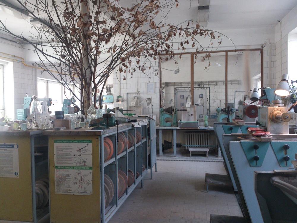 The cutting workshop