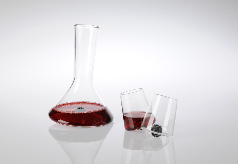 Rondure Decanter (RRP: $264.00) and Wine Tumblers (RRP $120.00 each) . Image by Michael Haines