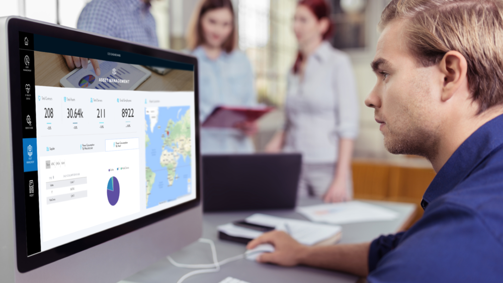 Making ITSM Easy   EASYVISTA SOFTWARE HELPS 6 MILLION CONNECTED USERS WORLDWIDE POWER A NEW WAY OF WORK THAT FREES THEM FROM THE COMPLEXITIES OF IT SERVICE MANAGEMENT.   Our Products