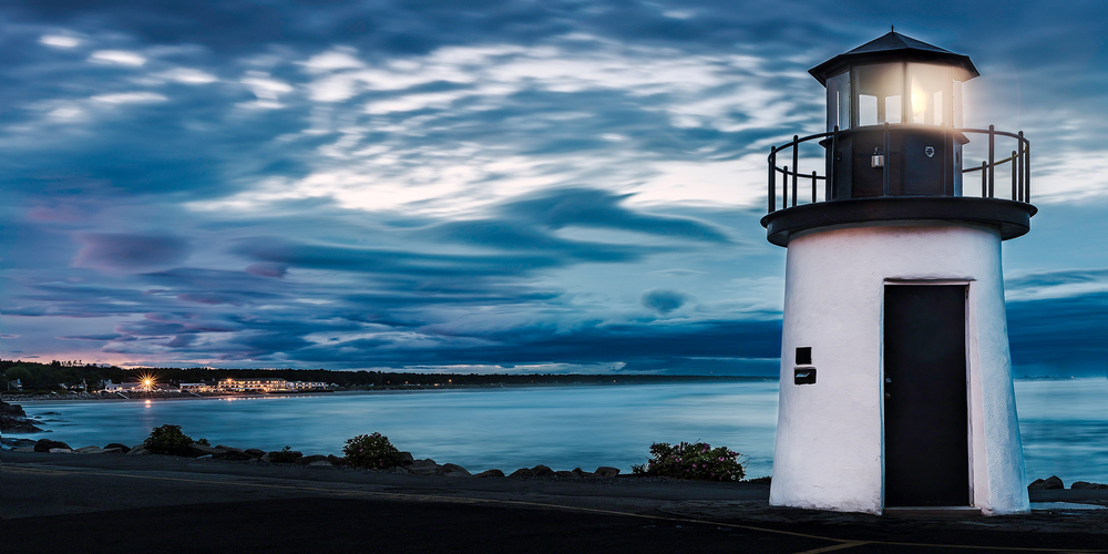 The Lighthouses of Maine
