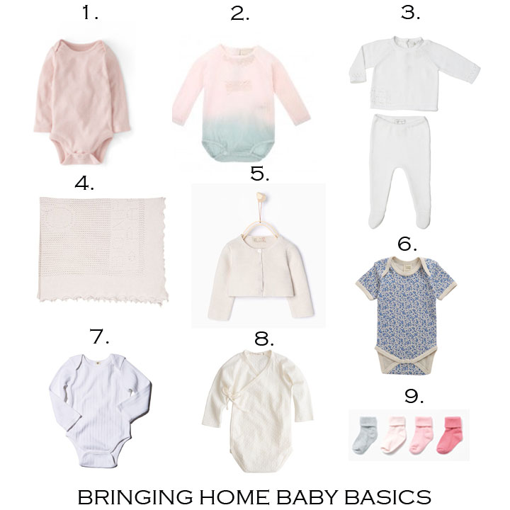 1. MINI BODEN POINTELLE ONESIE  |  2. MILAPINOU  |  3. ANGEL DEAR  |  4. BONPOINT  |          5. ZARA KIDS  |  6. NATURE BABY  |  7. GOAT MILK  |  8. TANE ORGANICS  |  9. ZARA KIDS