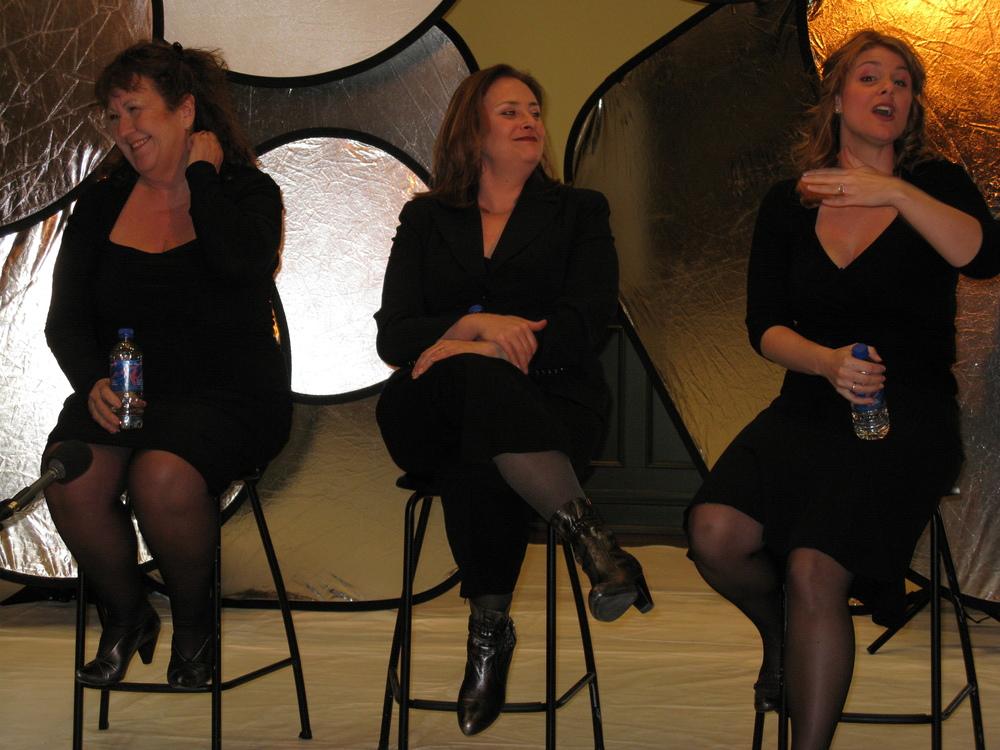 Soirée ''Les Monologues du vagin'' 2009