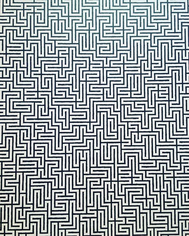 Maze of mazes.