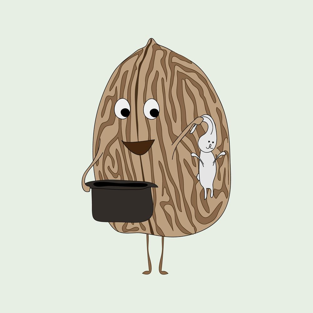 Walnut Magician