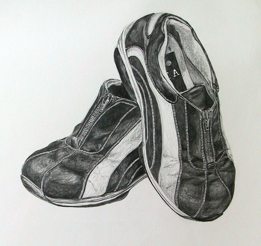 Pencil- Shoes