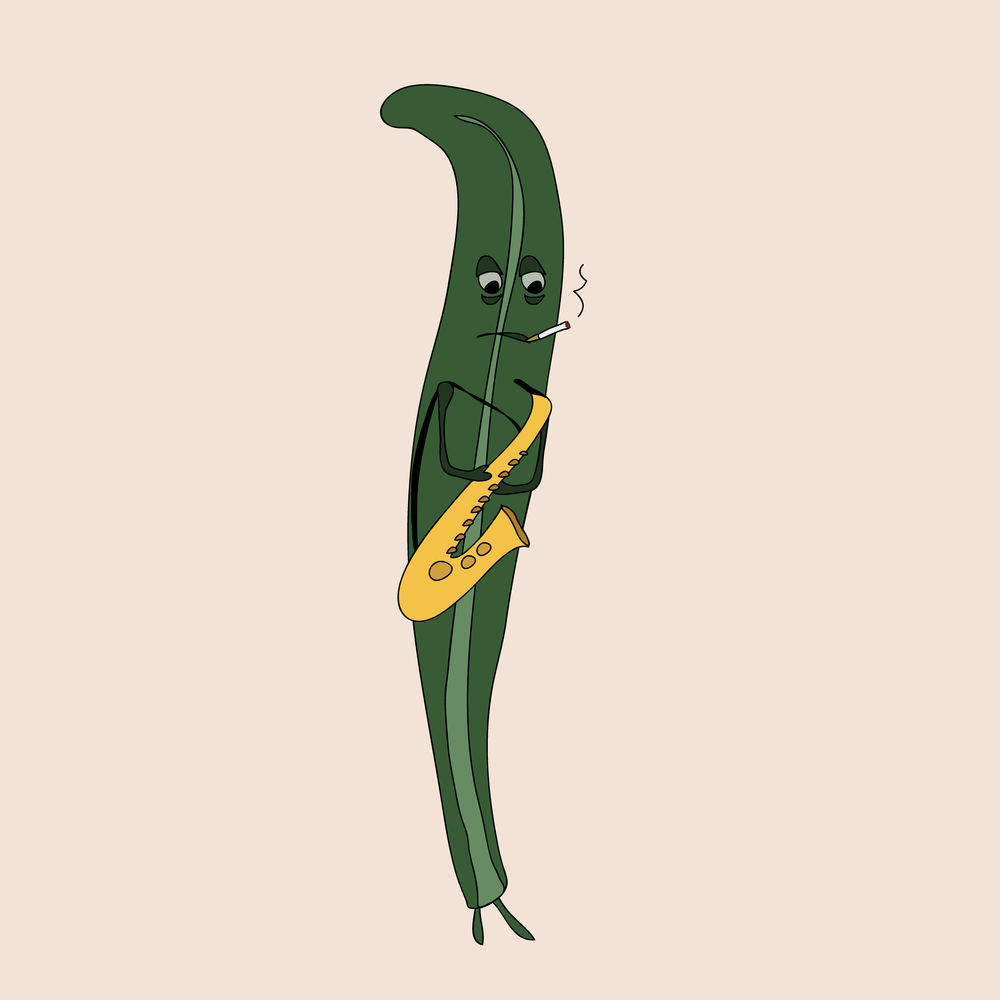 Bohemian Kale
