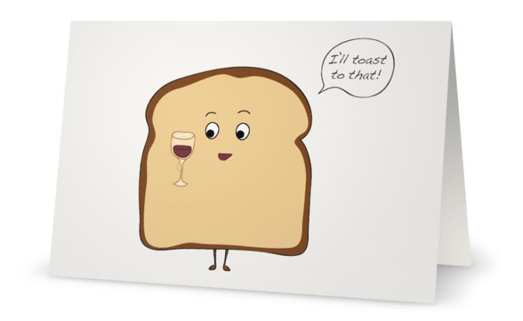 Toasting Toast