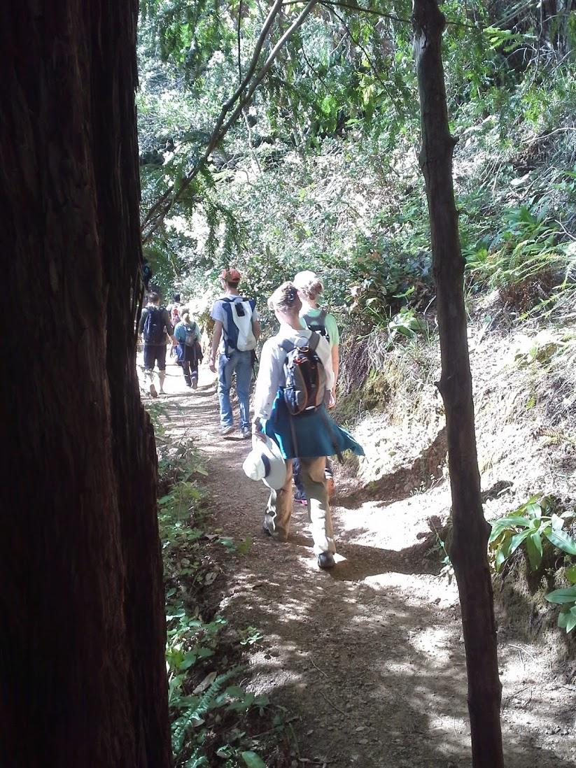 YA-Hike