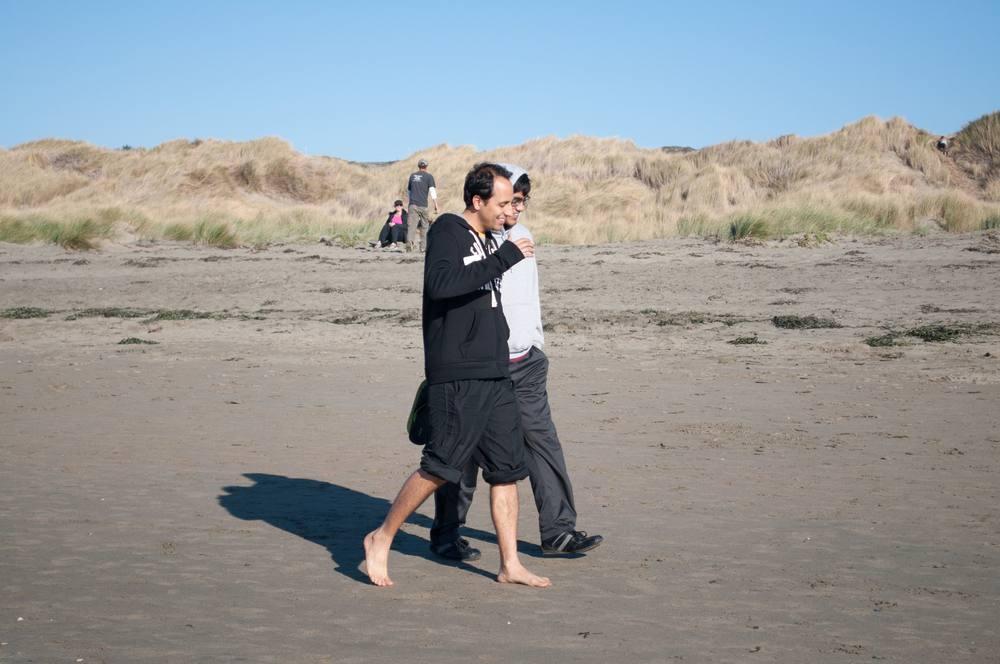 YA-Beach-Walk