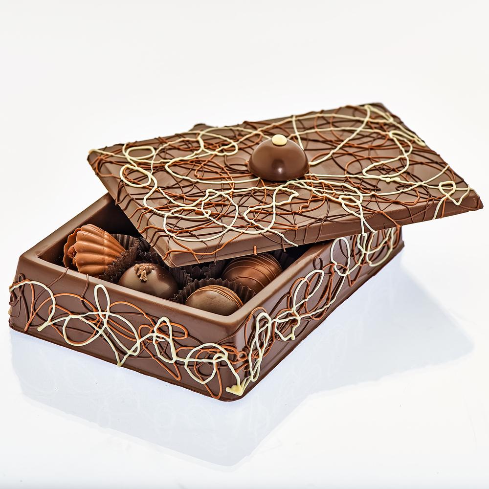 Dark Chocolate Box