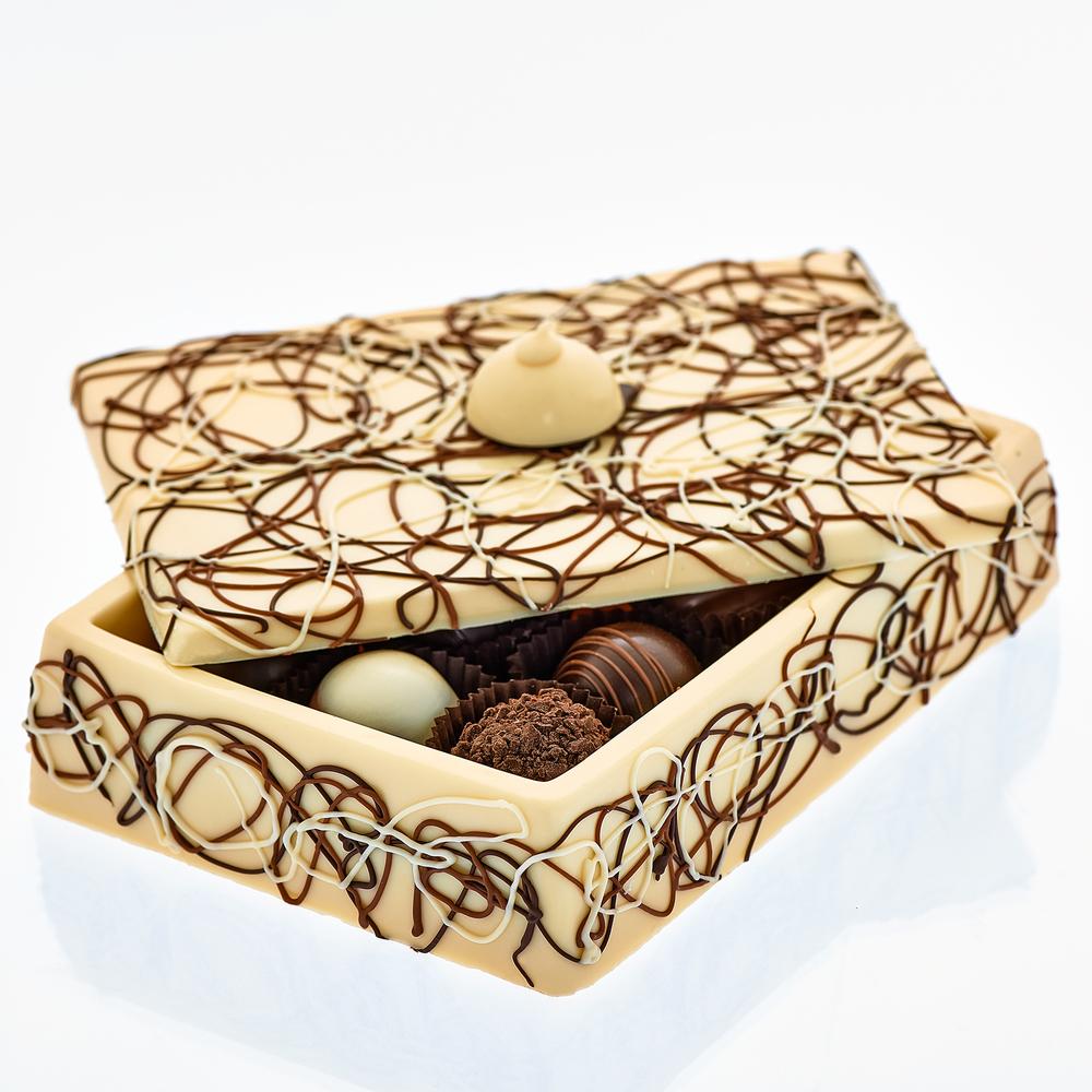 White Chocolate Box