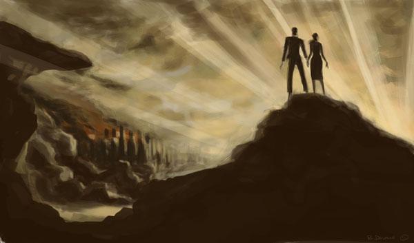 """""""Zombie Apocalypse Love"""""""