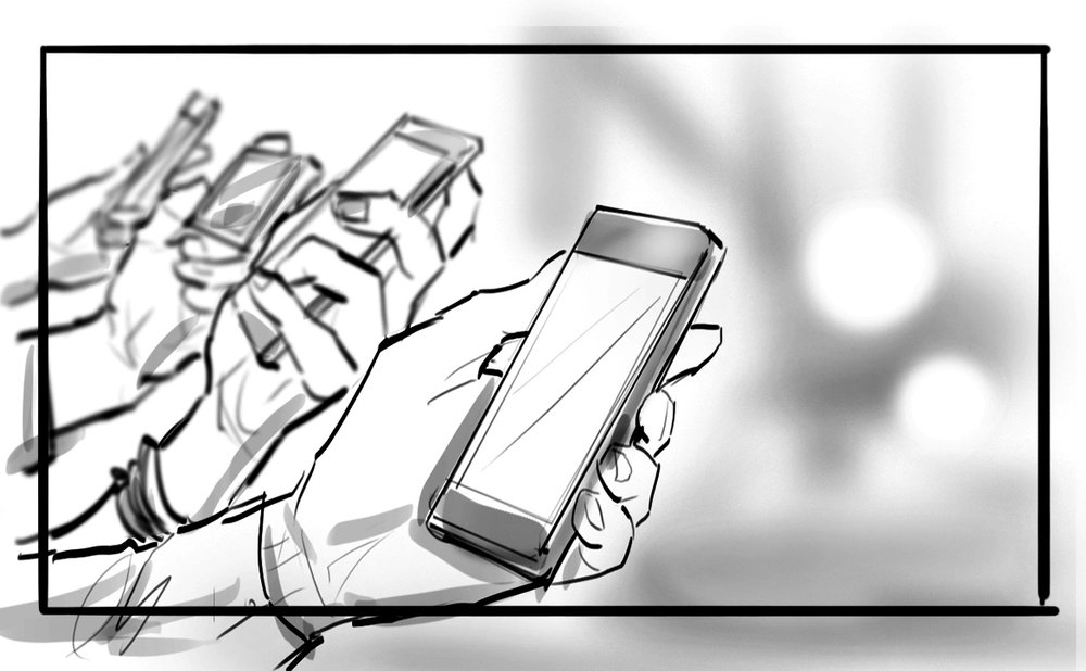 "Sprint ""Hands"""