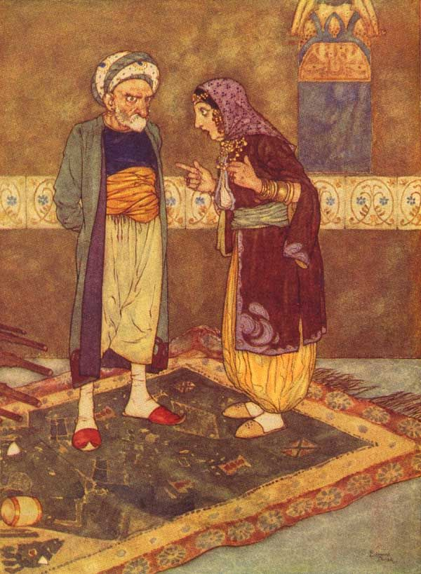 Abbasid period fashion