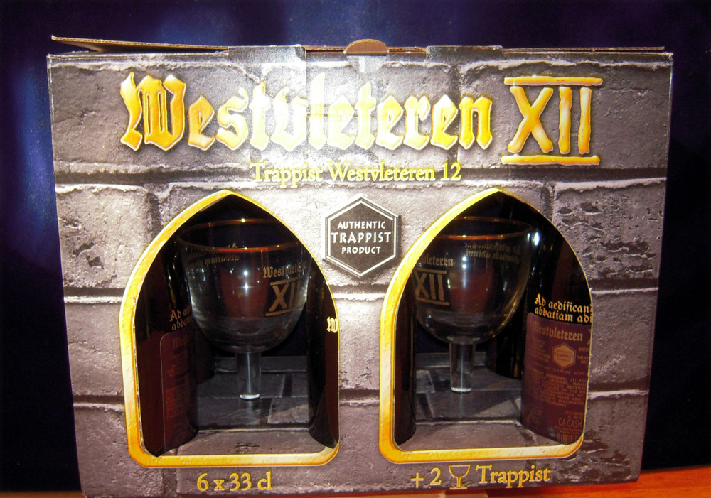 "Westvleteren 12 ""Brick,"" Image Pulled from Ebay"