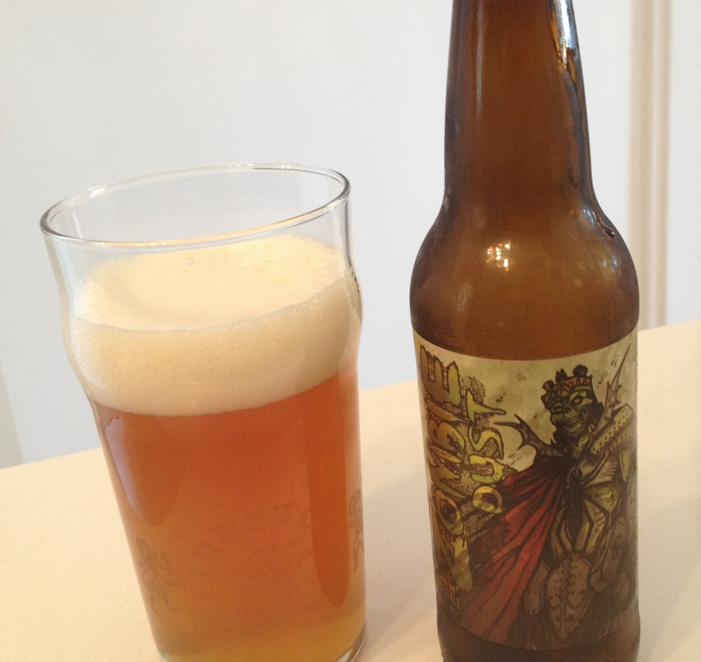 Imbibliography Review Three Floyds Zombie Dust The