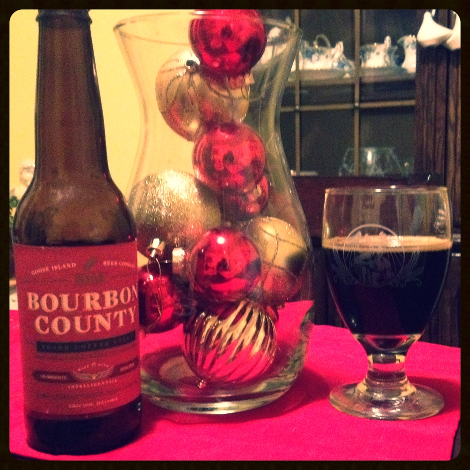 Bourbon County Brand Coffee Stout (2013 Vintage)