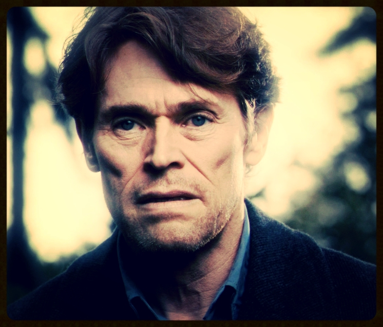 Willem Dafoe as He