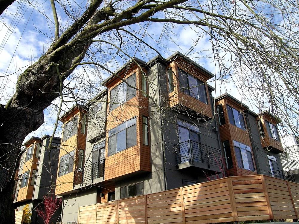 Multi family housing diepenbrock architecture for Multi family architecture
