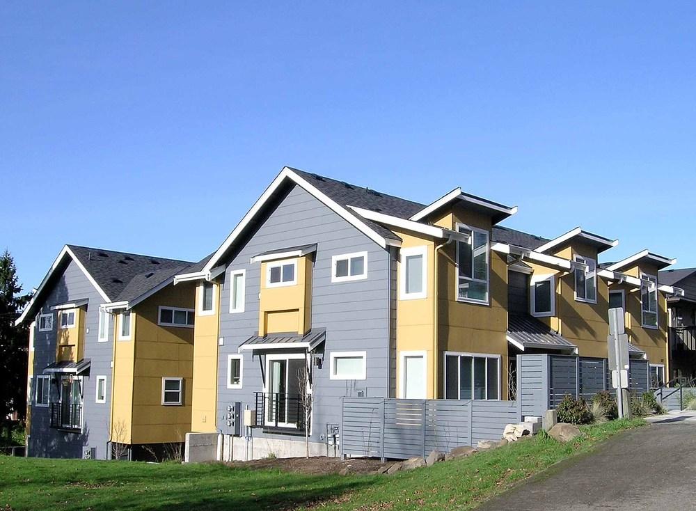 Multi family housing diepenbrock architecture for Multi family living