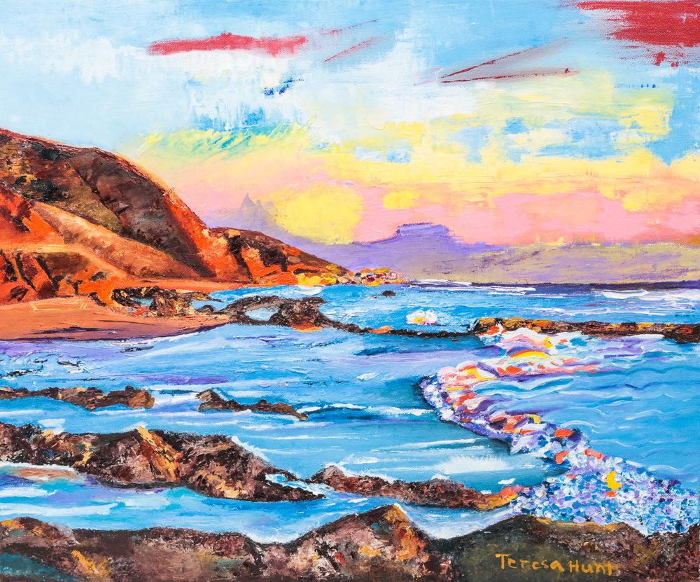 Teresa Hunt - Fine Art - Oil on Canvas