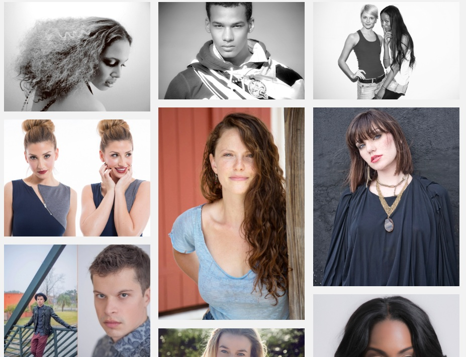 Modeling Headshots - - Great for actors & musicians looking to update their resume photos.