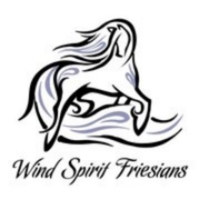 Wind Spirit Friesians